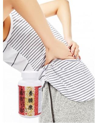 金品養腰康 - 治療腰背酸痛