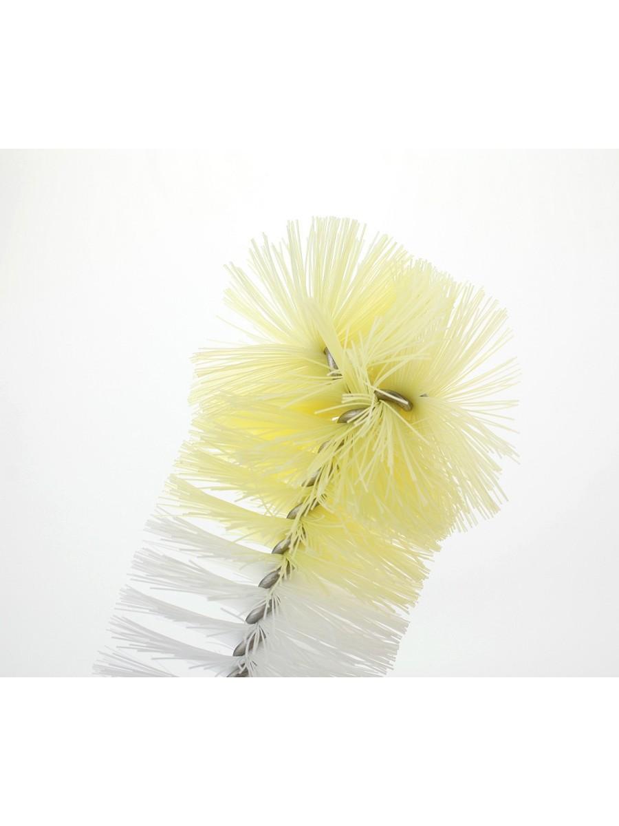 黃色小鴨360˚雙色奶瓶刷 - Free Rotate Bottle Scrubber