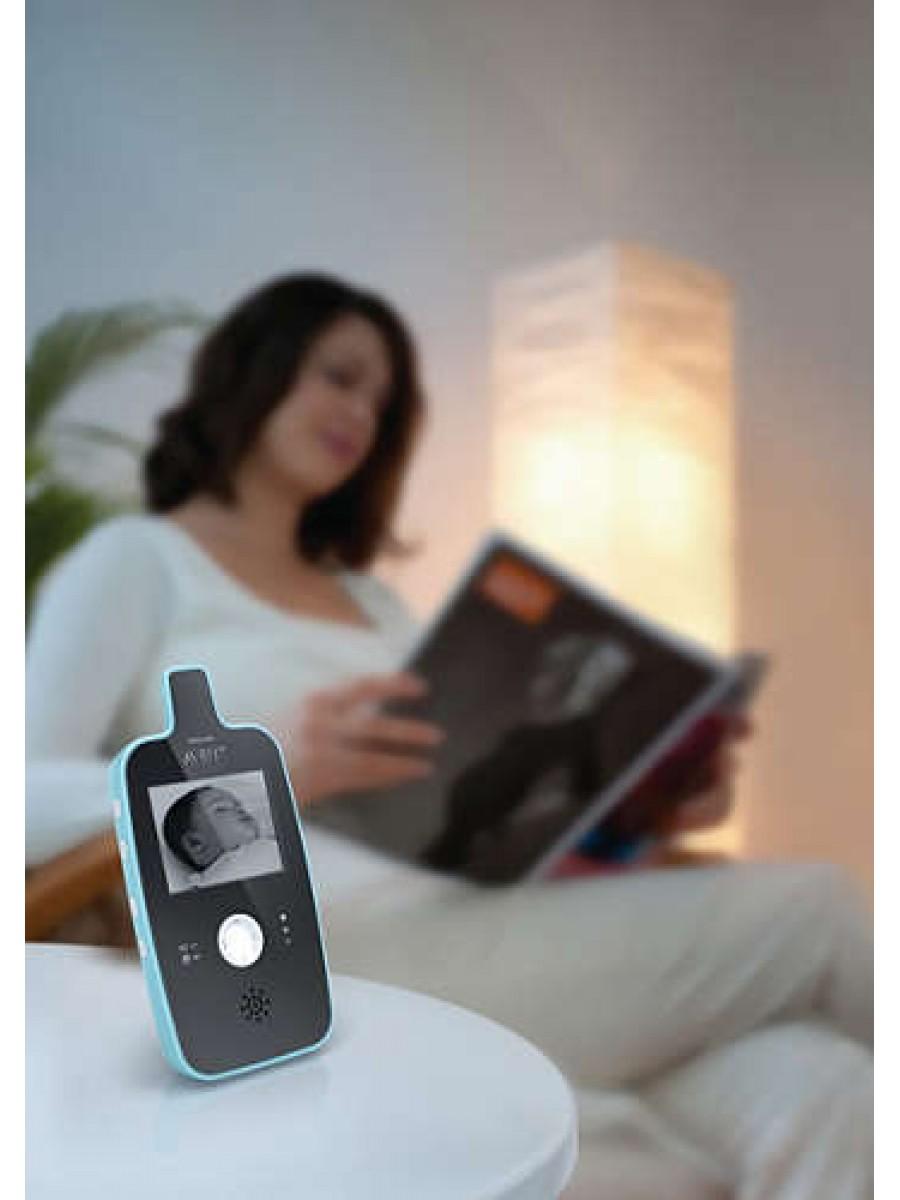 AVENT 數位寶寶影像監視器 - 飛利浦 Philips
