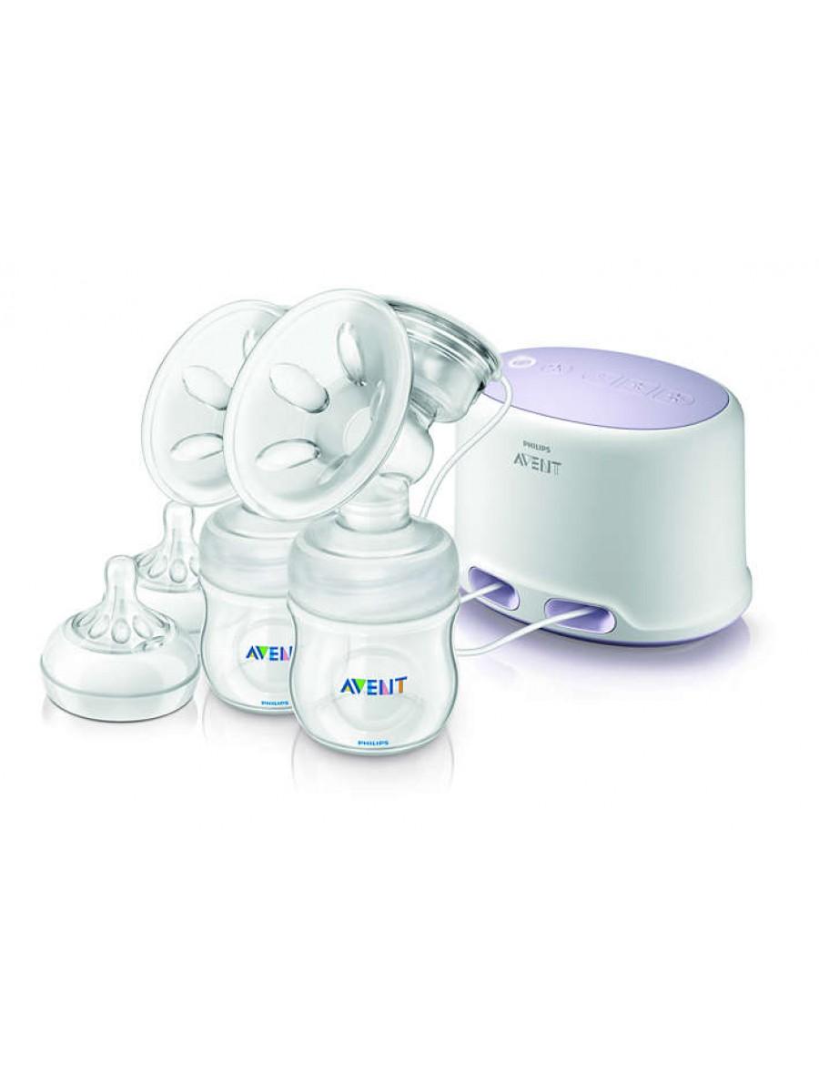 AVENT 輕乳感PP雙邊電動吸乳器